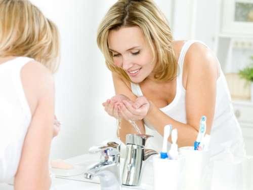 Правильный ежедневный уход поможет справиться с дерматитом