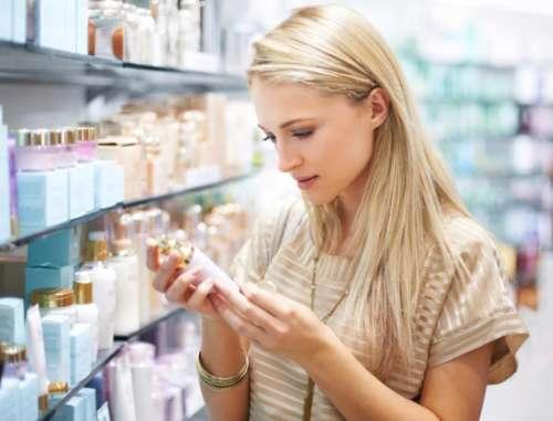 Использование правильной косметики при дерматите