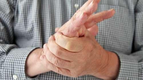 сжатые руки