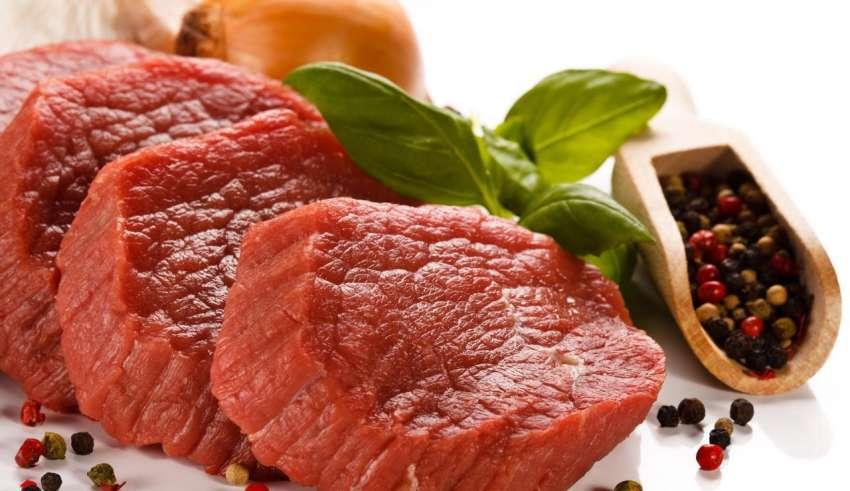 Мясо с перцем