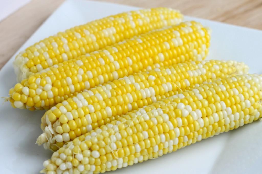 Жёлтая кукуруза