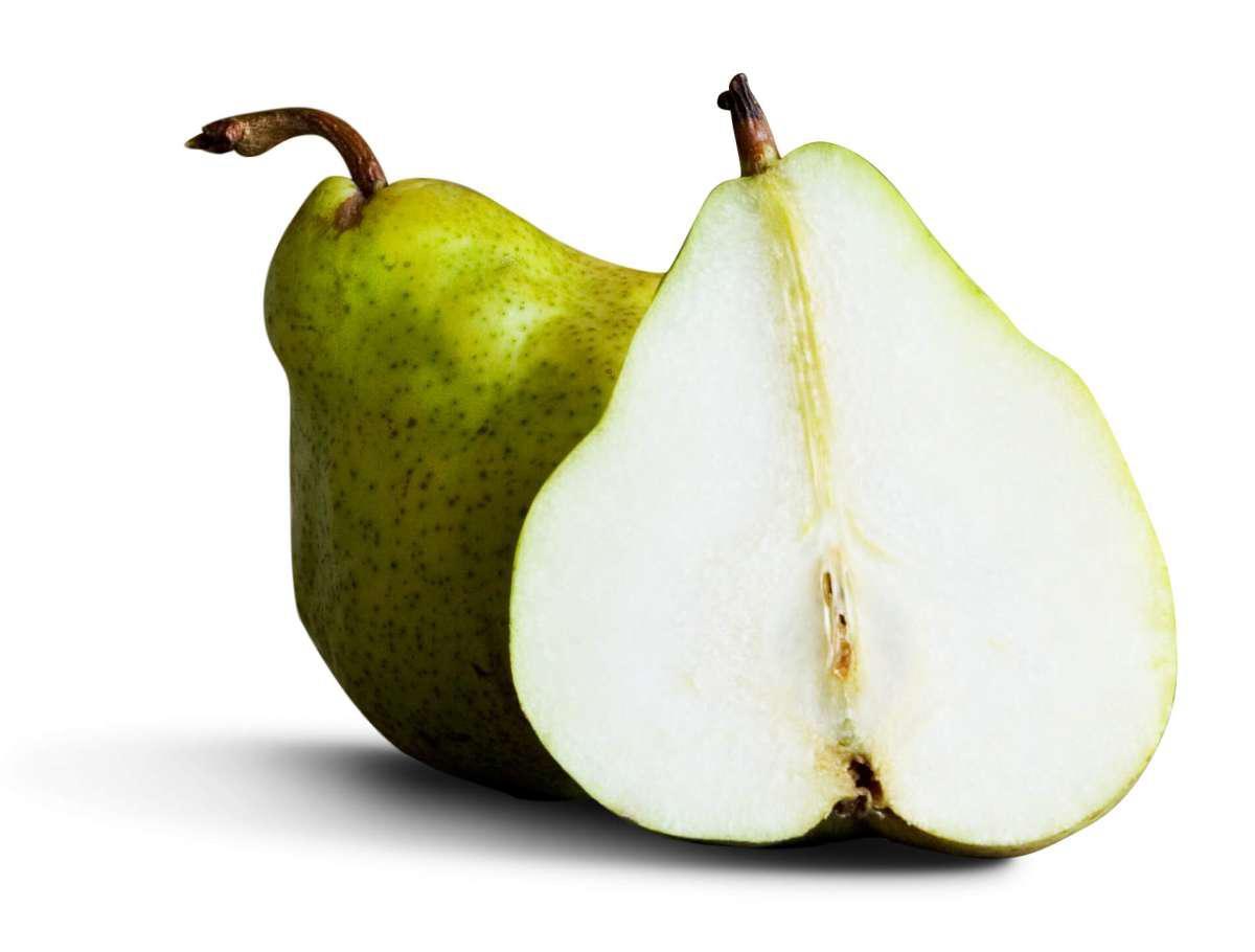 Разрезанная груша