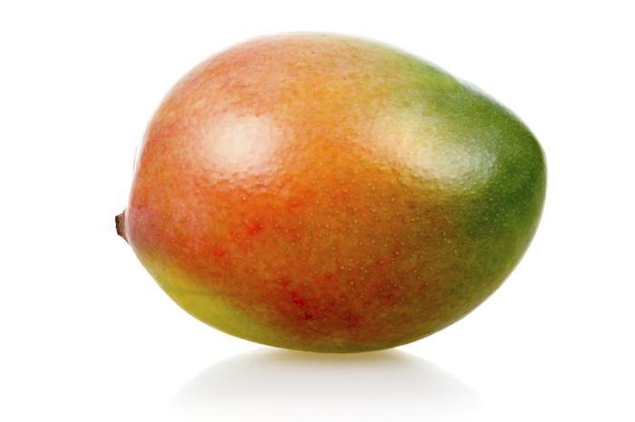 Покрасневший манго