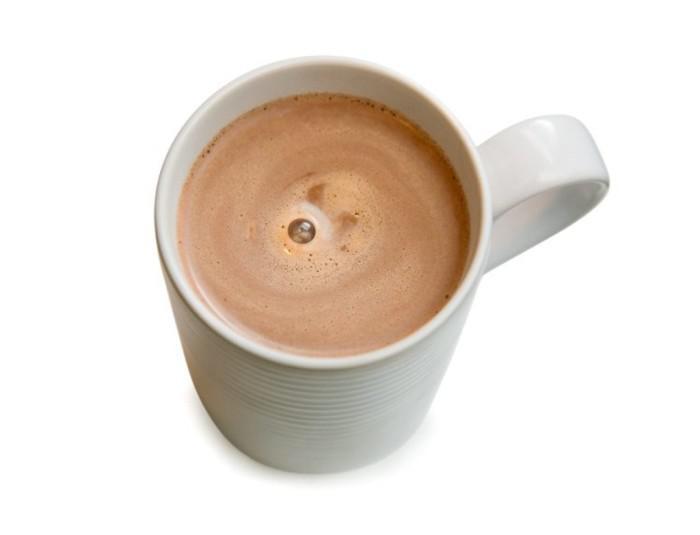 Светлый какао