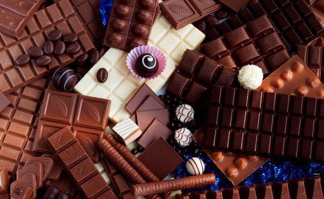 Шоколад и ваниль
