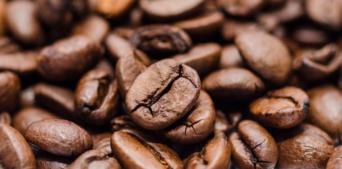 Ароматные кофейные зерна