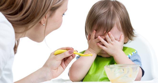 Ухудшение аппетита у малыша